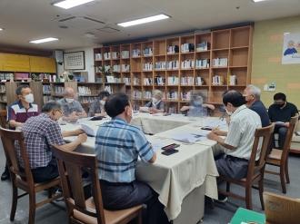더불어락노인복지관 4회차 자문위원 정기회의
